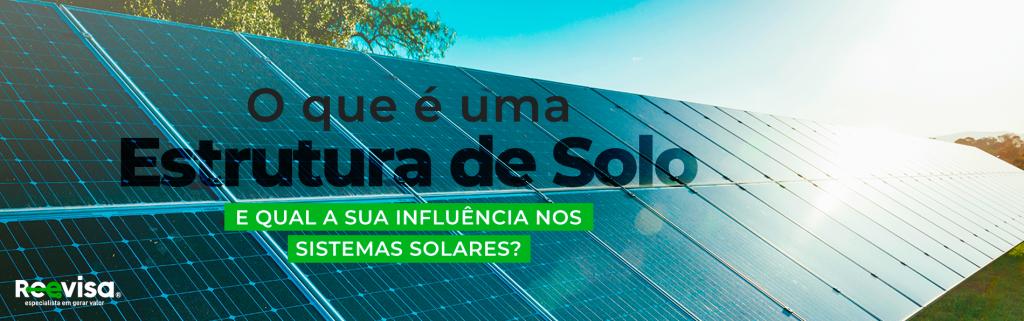 O que é uma Usina de Solo e qual seu papel nos sistemas solares?