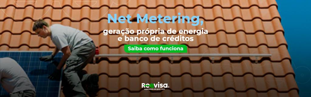 Tudo o que você precisa saber sobre Net Metering