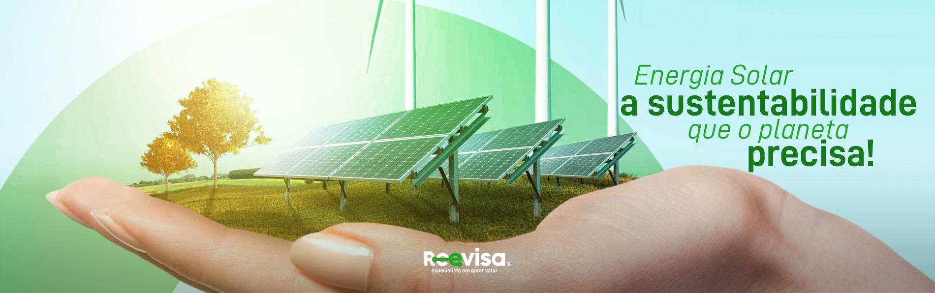 Mudanças climáticas: como a energia solar ajuda a reduzir